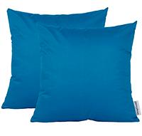 fundas azules de 60x60