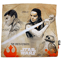 Cojín Rey Star Wars