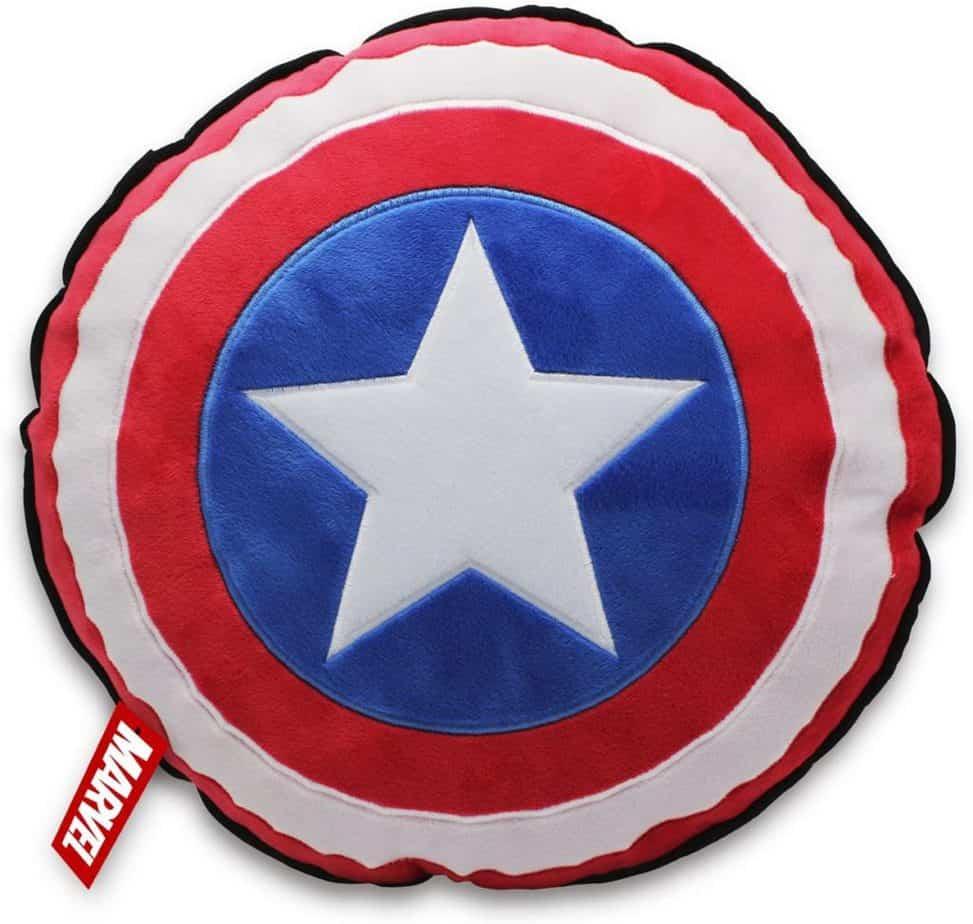 cojín capitán américa