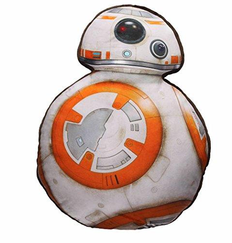 Cojín con la forma de BB-8 de Star Wars de 45x60cm