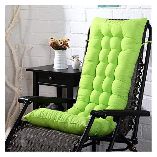 Cojín de Asiento para Silla, Sofa, Sillon o Tumbona de Exterior, color Pasto Verde