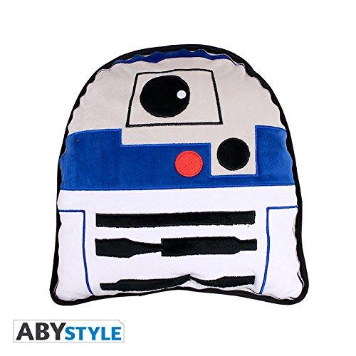 Cojín de peluche de R2-D2 de Star Wars de 35cm