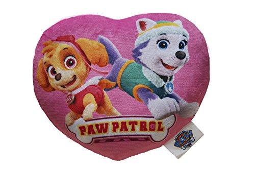 Cojín Patrulla Canina terapéutico con aromaterapia, Color Rosa - Sky y Everest