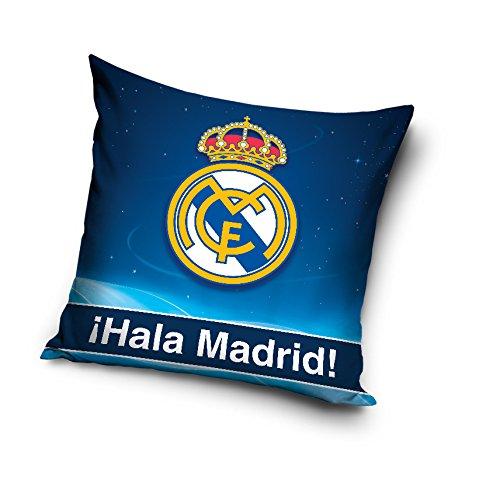 Funda de cojín del Real Madrid - 40x40cm